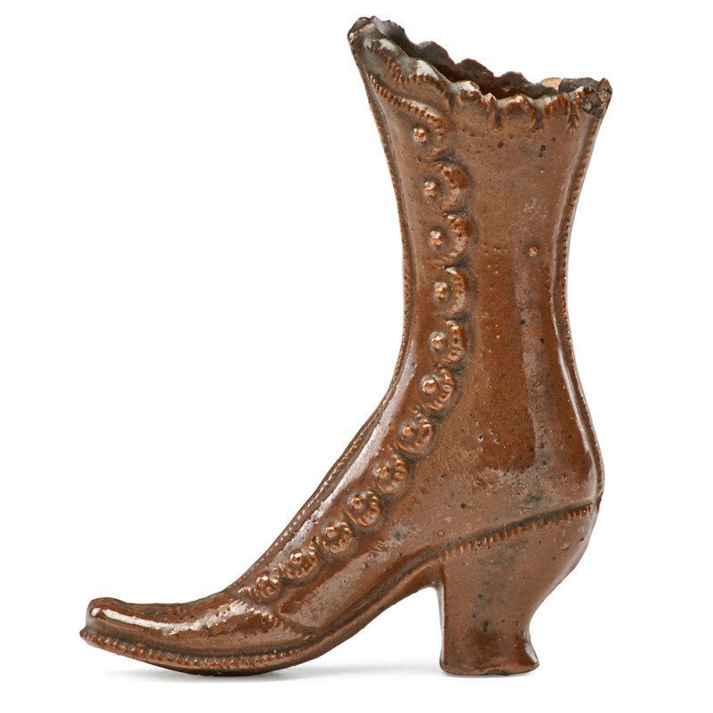 GEORGE OHR Rare novelty woman's shoe