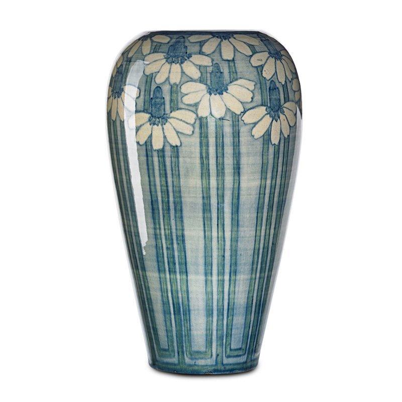 HARRIET JOOR; NEWCOMB COLLEGE Fine early vase