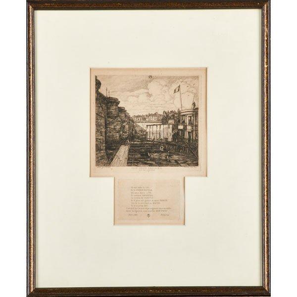 CHARLES MERYON (French, 1821-1868)