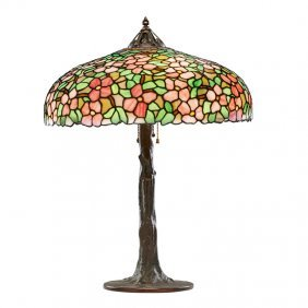 Handel Dogwood Table Lamp