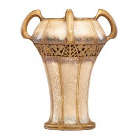Eduard Stellmacher Amphora Vase