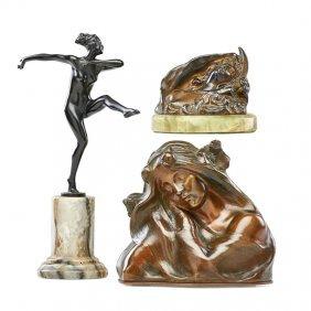 Mueller; Garnier; Lorenzl Three Bronze