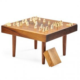 George Nakashima Rare Shogi Table