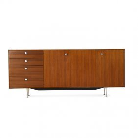 George Nelson; Herman Miller Thin Edge Cabinet