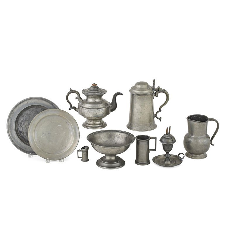 CONTINENTAL PEWTER