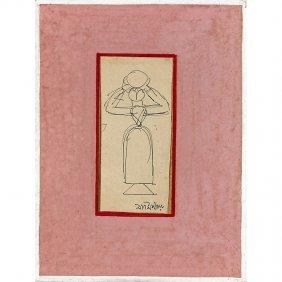 Jamini Roy (indian, 1887-1972)