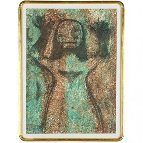 Rufino Tamayo (mexican, 1899-1991)
