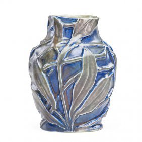 Mary Louise Mclaughlin Exceptional Losanti Vase
