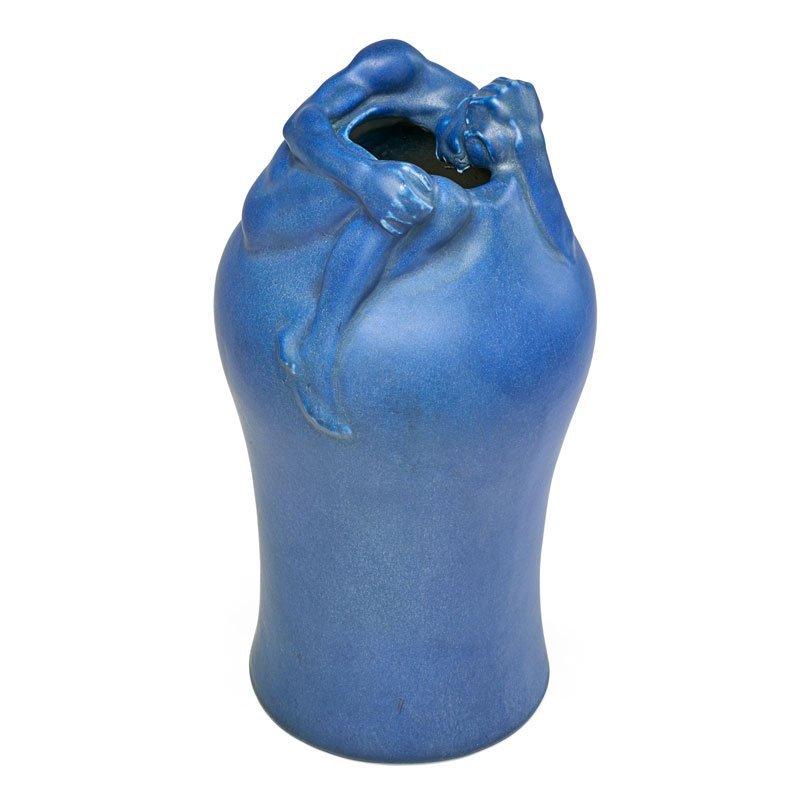 Briggle important early despondency vase 1902 van briggle important early despondency vase 1902 reviewsmspy