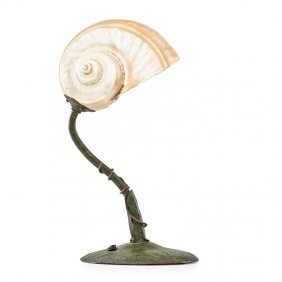 Thomas Googerty Fine Table Lamp
