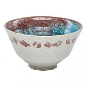 Jugtown Chinese Blue Bowl
