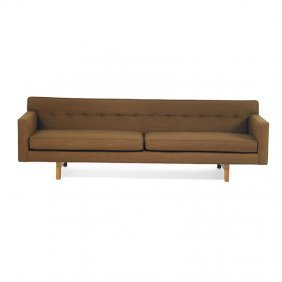 Edward Wormley; Dunbar Sofa