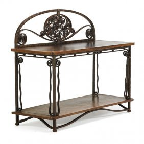 Raymond Subes Console Table