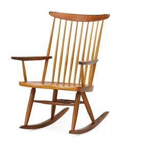 George Nakashima New Rocking Chair
