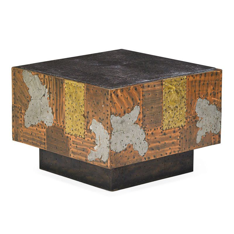 PAUL EVANS Patchwork occasional table