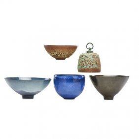 James Lovera Four Bowls And One Bell