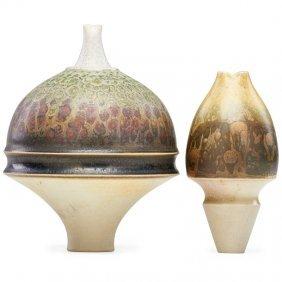 Geoffrey Swindell Two Vessels