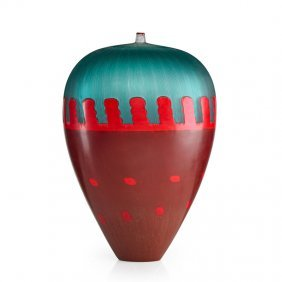 Andrea Zilio Fine And Large Vase