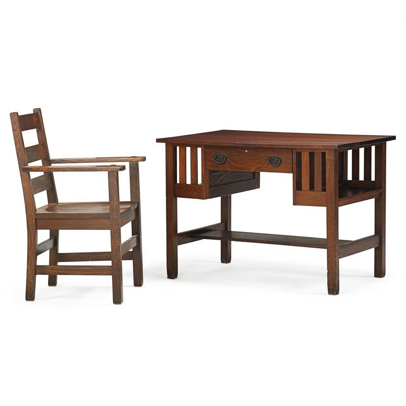 GUSTAV AND CHARLES STICKLEY