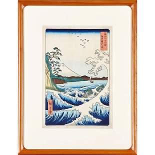 ANDO HIROSHIGE (Japanese, 1797-1858)