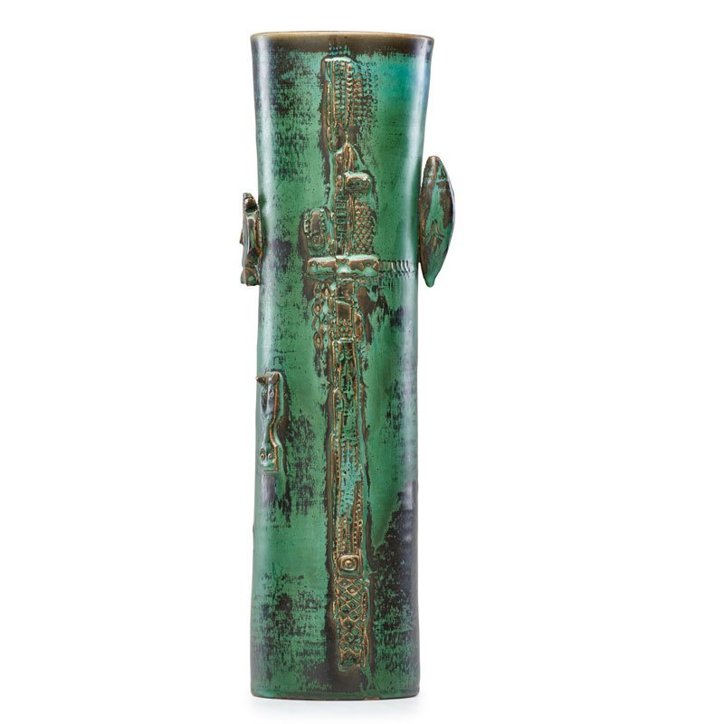 GUSTAVSBERG Fine large vase - 2