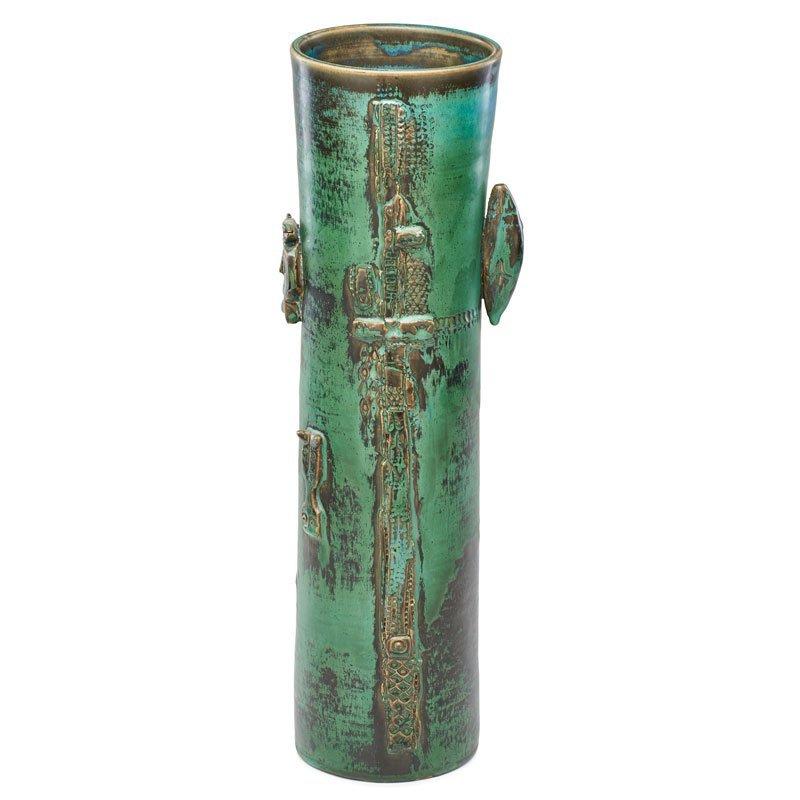 GUSTAVSBERG Fine large vase - 3