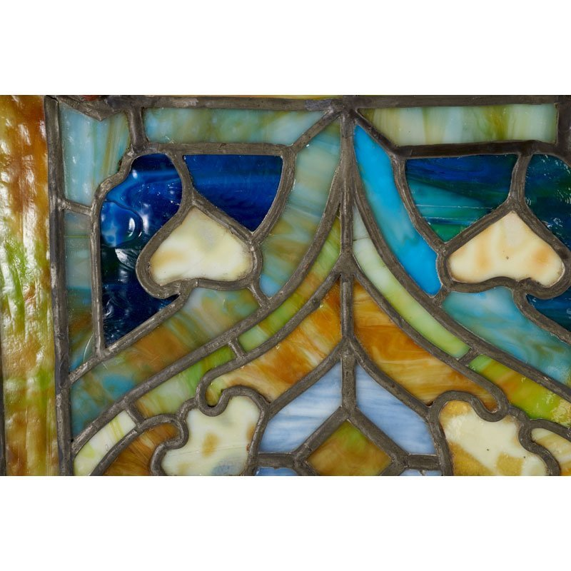 TIFFANY STUDIOS Pair of windows - 5