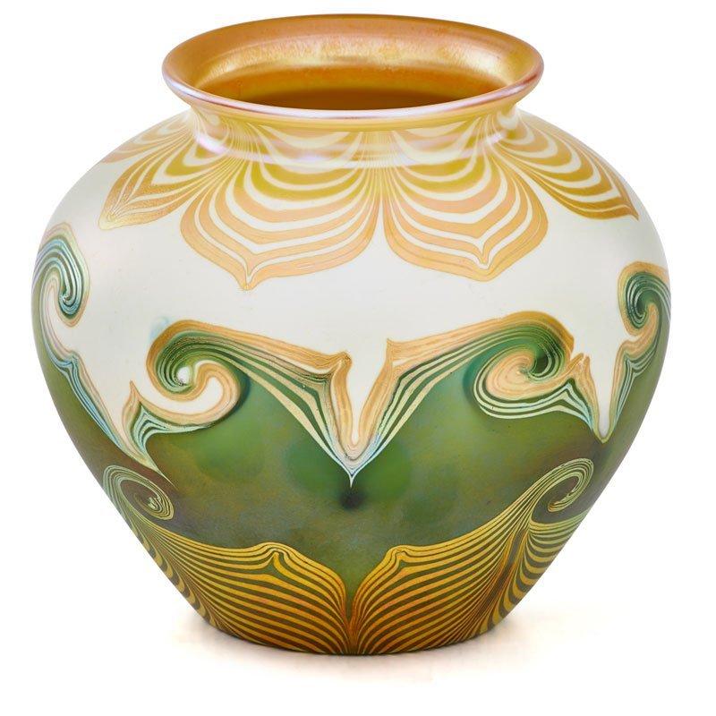 QUEZAL Glass vase - 3