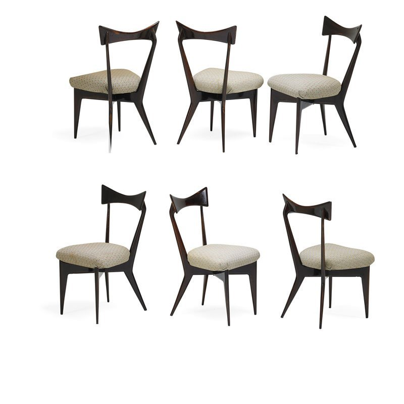 ICO AND LUISA PARISI Dining chairs