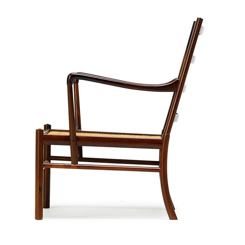 OLE WANSCHER Colonial lounge chair - 2