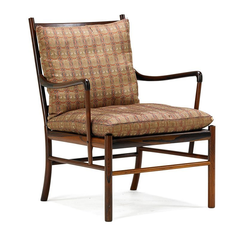 OLE WANSCHER Colonial lounge chair - 3