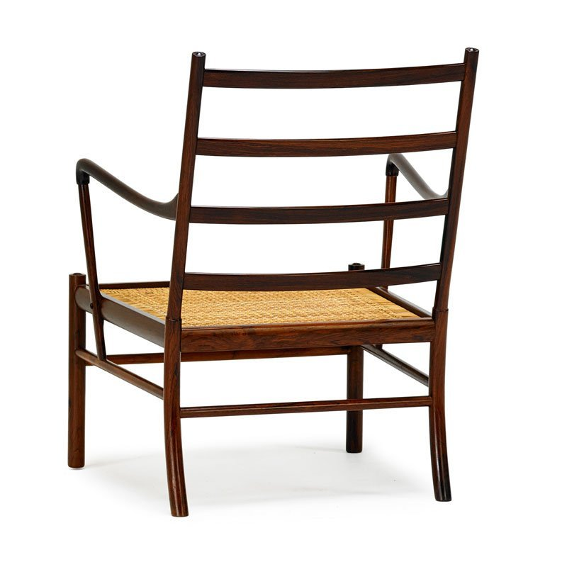 OLE WANSCHER Colonial lounge chair - 4
