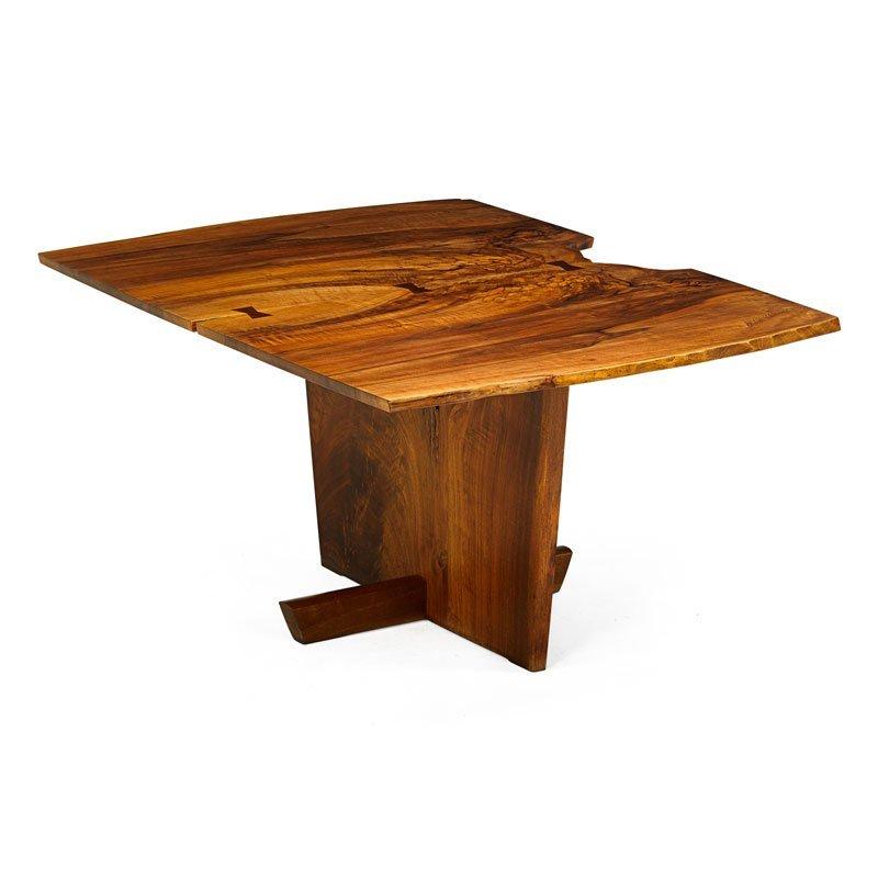 GEORGE NAKASHIMA Fine Minguren dining table