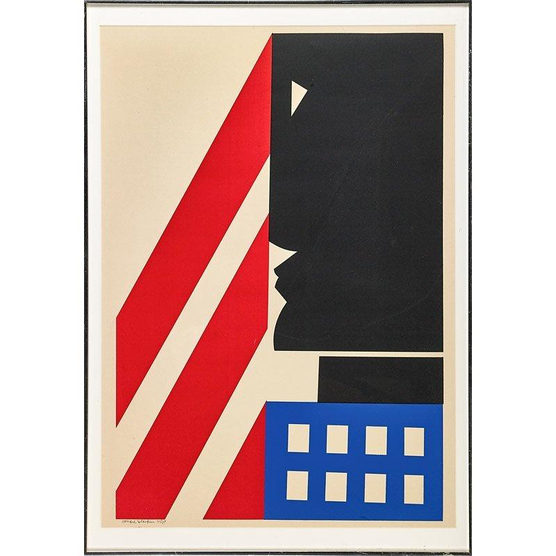 Romare Bearden (American, 1911-1988) - 2