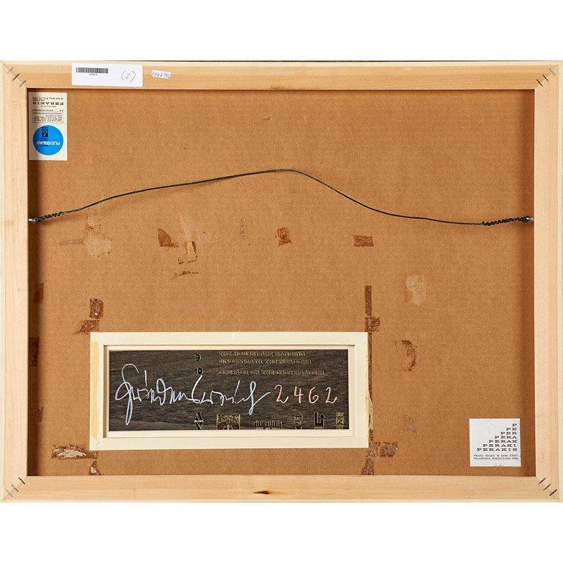 Friedensreich Hundertwasser (Austrian, - 4