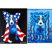George Rodrigue American 19442013