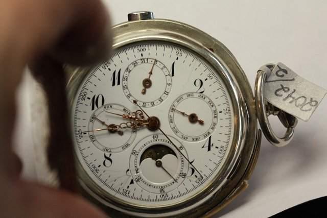 TWO QUARTER HOUR REPEATER POCKET WATCHES - 4