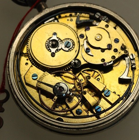 TWO QUARTER HOUR REPEATER POCKET WATCHES - 6