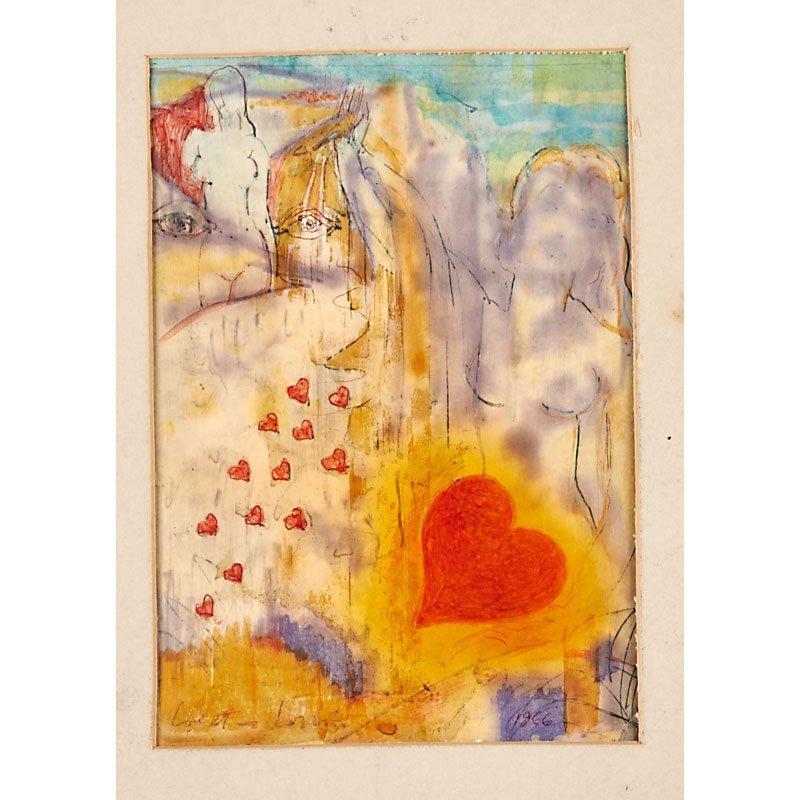 BORIS LOVET-LORSKI (American, 1894-1973)