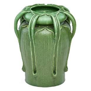 GEORGE KENDRICK; GRUEBY Rare large vase