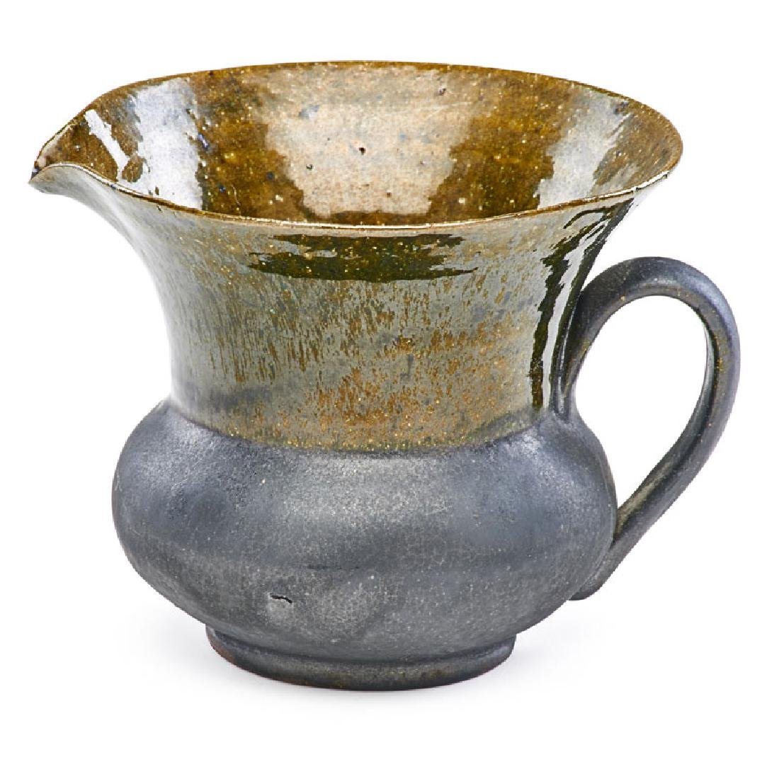 GEORGE OHR Flared pitcher