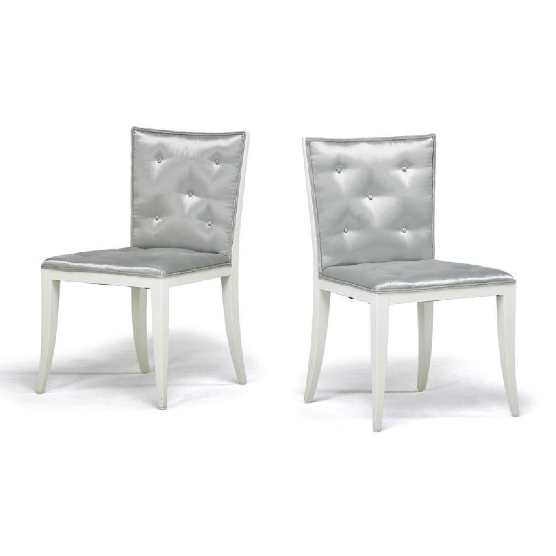 TOMMI PARZINGER Pair of sidechairs - 2