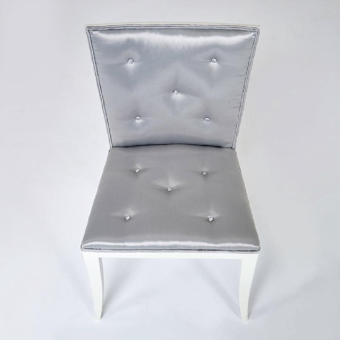 TOMMI PARZINGER Pair of sidechairs - 3