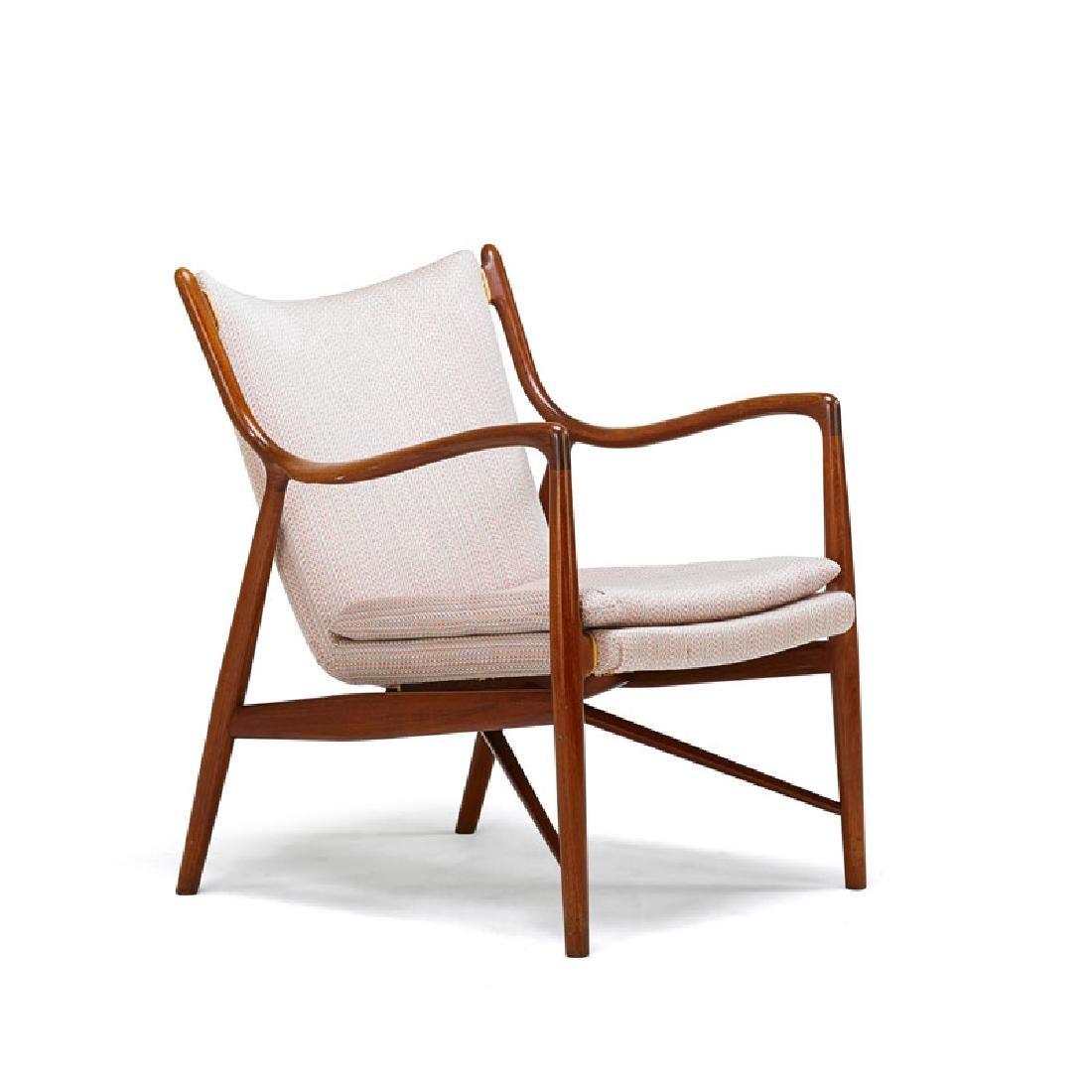 FINN JUHL; NIELS VODDER NV-45 chair