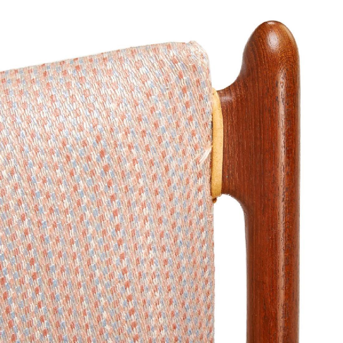 FINN JUHL; NIELS VODDER NV-45 chair - 4