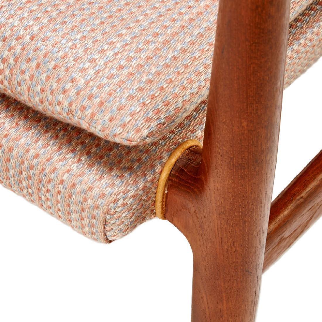 FINN JUHL; NIELS VODDER NV-45 chair - 6