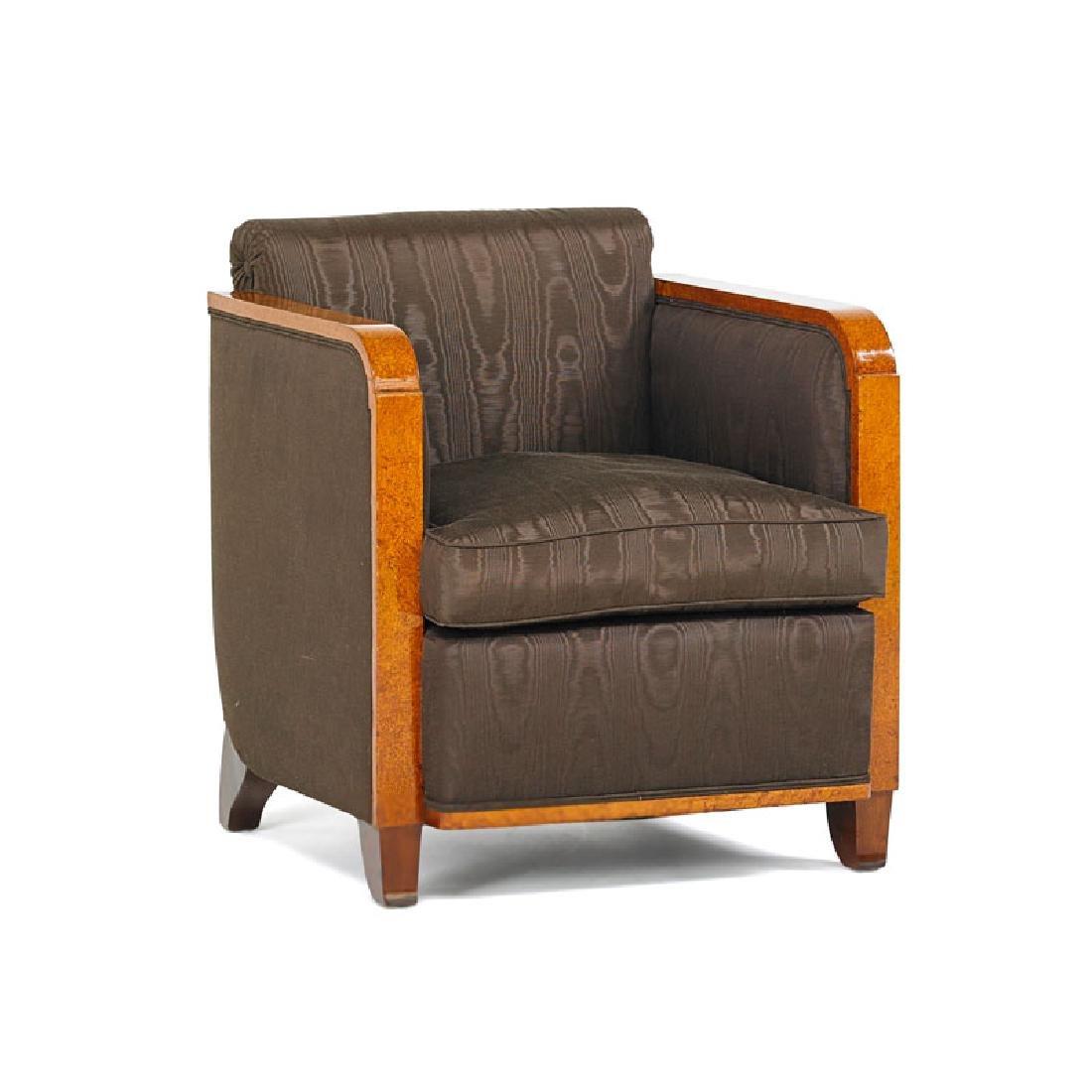 JULES LELEU Club chair
