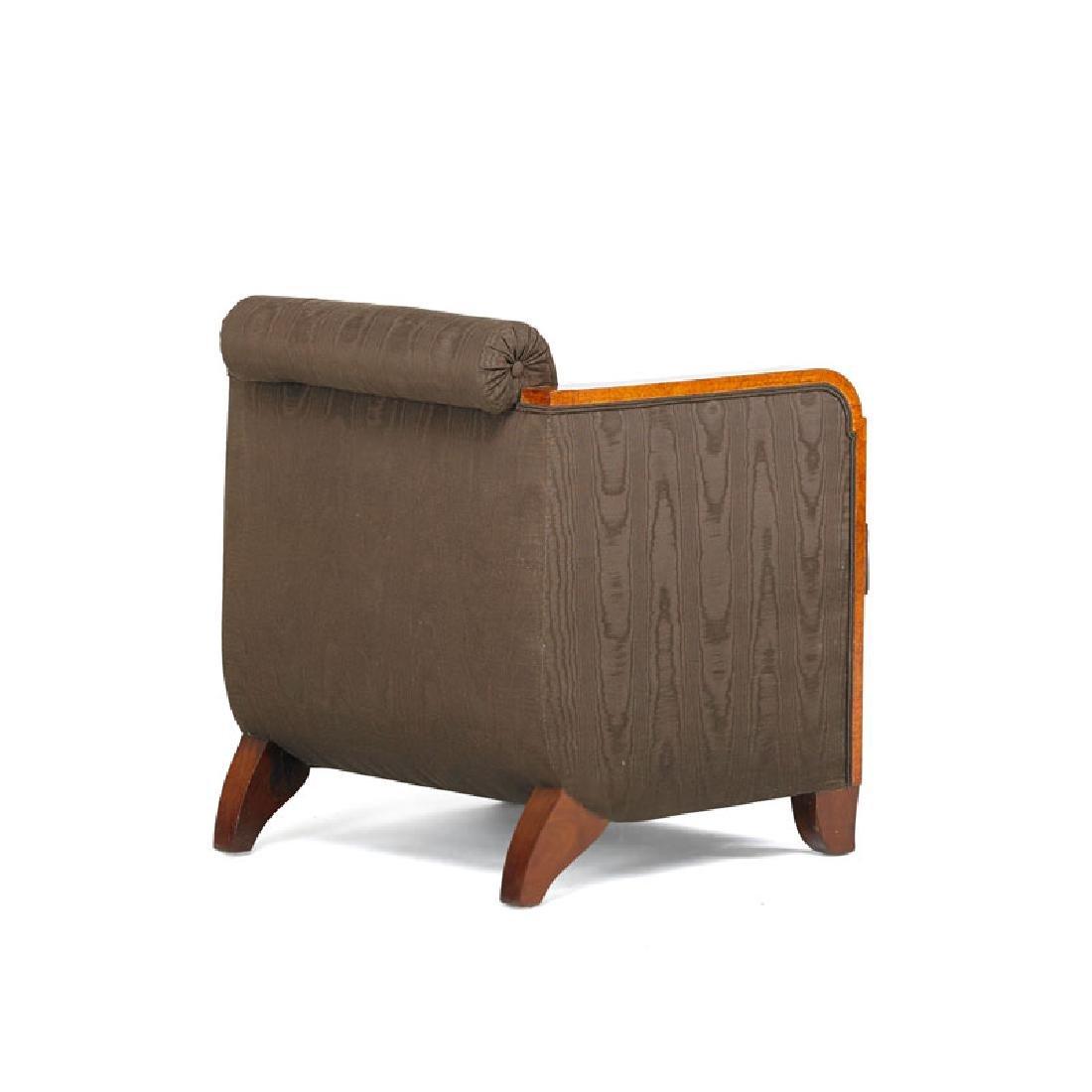 JULES LELEU Club chair - 2