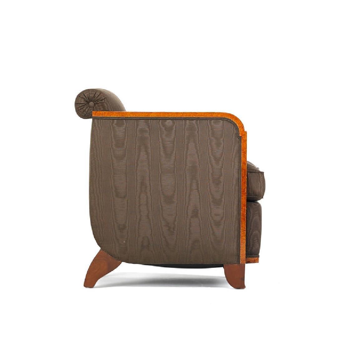 JULES LELEU Club chair - 3