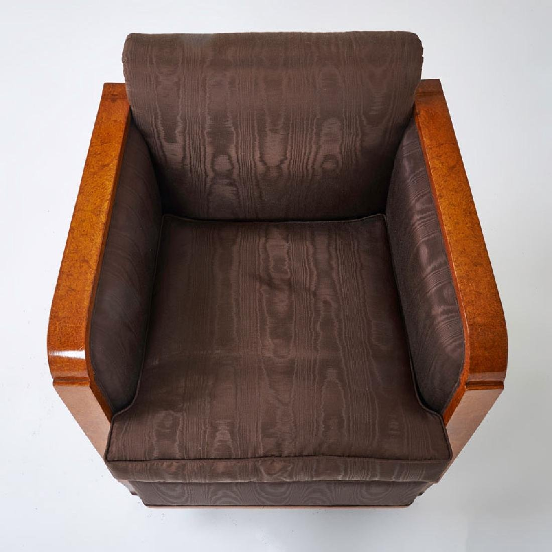 JULES LELEU Club chair - 4